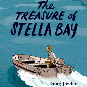 All Copies will be signed (personalized) 1st. Edition The Treasure of Stella Bay